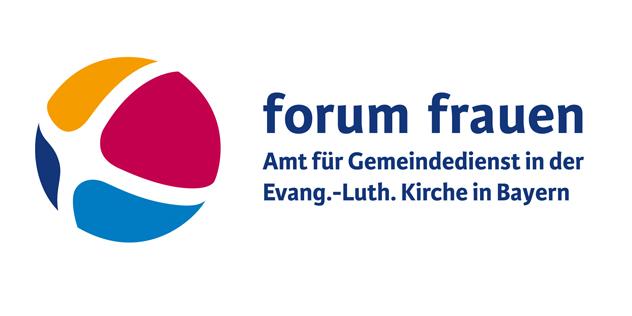 Logo forum frauen im Amt für Gemeindedienst,© forum frauen